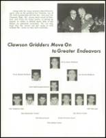 1965 Clawson High School Yearbook Page 116 & 117