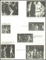 1965 Clawson High School Yearbook Page 120 & 121