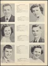 1950 Huron Consolidated High School Yearbook Page 10 & 11