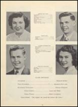 1950 Huron Consolidated High School Yearbook Page 12 & 13
