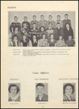 1950 Huron Consolidated High School Yearbook Page 22 & 23