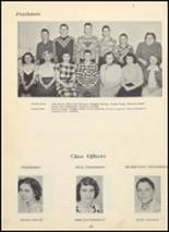 1950 Huron Consolidated High School Yearbook Page 24 & 25