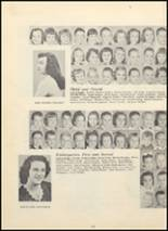 1950 Huron Consolidated High School Yearbook Page 26 & 27
