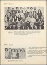 1950 Huron Consolidated High School Yearbook Page 32 & 33