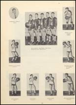 1950 Huron Consolidated High School Yearbook Page 38 & 39