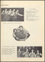 1950 Huron Consolidated High School Yearbook Page 40 & 41
