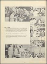 1950 Huron Consolidated High School Yearbook Page 42 & 43
