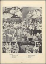 1950 Huron Consolidated High School Yearbook Page 44 & 45