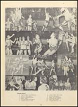 1950 Huron Consolidated High School Yearbook Page 46 & 47