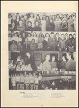 1950 Huron Consolidated High School Yearbook Page 50 & 51