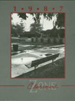 1987 Yearbook Claremont High School
