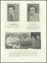 1951 Shawswick High School Yearbook Page 12 & 13