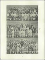 1951 Shawswick High School Yearbook Page 20 & 21