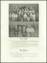 1951 Shawswick High School Yearbook Page 24 & 25
