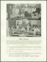 1951 Shawswick High School Yearbook Page 36 & 37