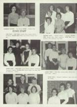 1962 Millville Area High School Yearbook Page 20 & 21