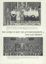 1962 Millville Area High School Yearbook Page 32 & 33