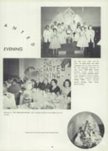 1962 Millville Area High School Yearbook Page 42 & 43