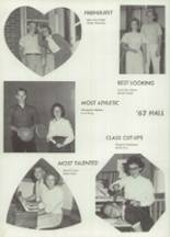1962 Millville Area High School Yearbook Page 44 & 45