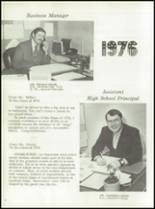 1976 Marion High School Yearbook Page 10 & 11