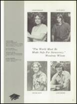 1976 Marion High School Yearbook Page 18 & 19
