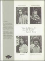 1976 Marion High School Yearbook Page 20 & 21