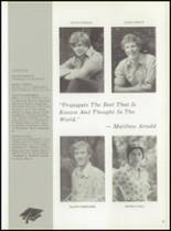 1976 Marion High School Yearbook Page 24 & 25
