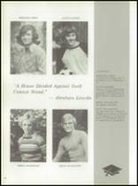 1976 Marion High School Yearbook Page 30 & 31