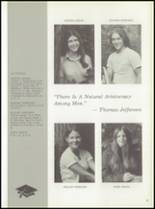 1976 Marion High School Yearbook Page 34 & 35