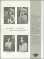 1976 Marion High School Yearbook Page 38 & 39