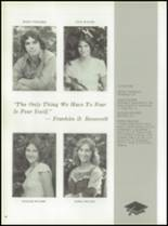 1976 Marion High School Yearbook Page 40 & 41