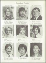 1976 Marion High School Yearbook Page 50 & 51