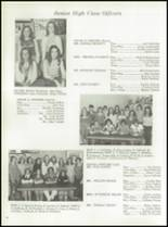 1976 Marion High School Yearbook Page 56 & 57