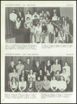 1976 Marion High School Yearbook Page 58 & 59