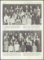 1976 Marion High School Yearbook Page 62 & 63
