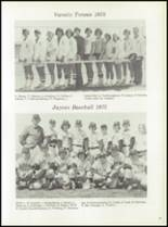 1976 Marion High School Yearbook Page 70 & 71