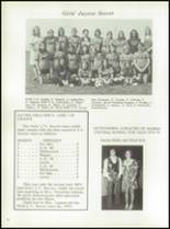 1976 Marion High School Yearbook Page 74 & 75