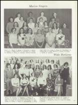 1976 Marion High School Yearbook Page 96 & 97