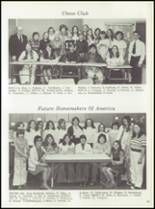 1976 Marion High School Yearbook Page 104 & 105