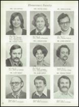 1976 Marion High School Yearbook Page 110 & 111