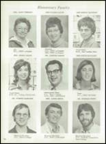 1976 Marion High School Yearbook Page 112 & 113