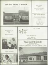 1976 Marion High School Yearbook Page 146 & 147