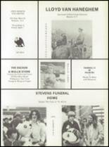 1976 Marion High School Yearbook Page 154 & 155