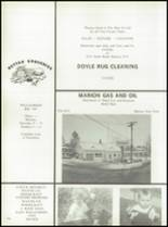 1976 Marion High School Yearbook Page 156 & 157