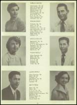 1954 Sundeen High School Yearbook Page 16 & 17