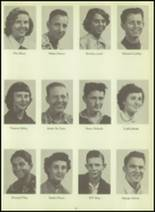 1954 Sundeen High School Yearbook Page 24 & 25