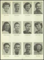 1954 Sundeen High School Yearbook Page 26 & 27