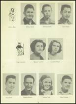 1954 Sundeen High School Yearbook Page 32 & 33