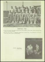 1954 Sundeen High School Yearbook Page 66 & 67