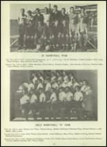 1954 Sundeen High School Yearbook Page 74 & 75